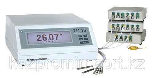 """Измеритель температуры многоканальный прецизионный """"Термоизмеритель ТМ−16"""""""