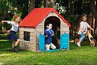 Детский игровой домик Foldable Keter , фото 1