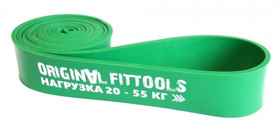 Эспандер ленточный (нагрузка 20 - 55 кг) Fit.Tools - фото 1