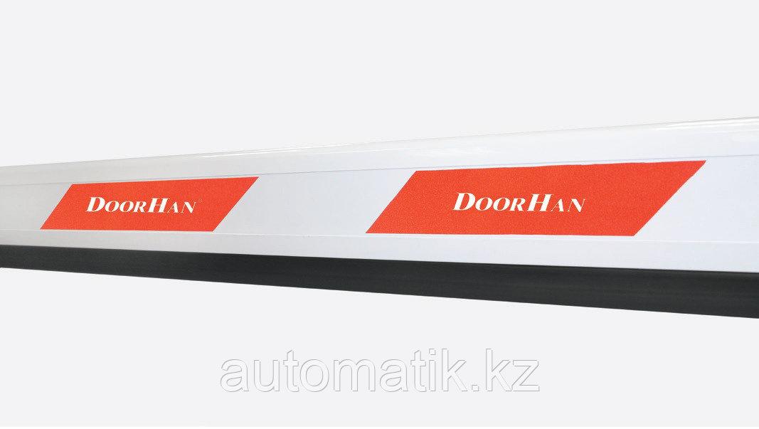Стрела алюминиевая для шлагбаума BARRIER-3000 (DOORHAN)