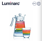 Набор питьевой Luminarc Color Pencil 7пр. (N0792), фото 2