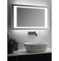 Зеркало с подсветкой 100/80