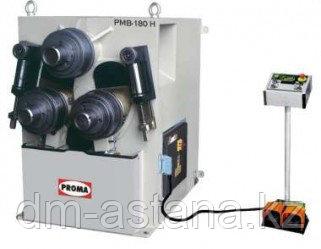 Станок для гибки профиля и труб PMB - 470 H