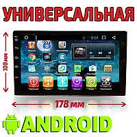 Автомагнитола AutoLine универсальная Android. 2DIN, фото 1