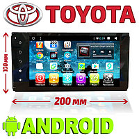 Автомагнитола AutoLine Toyota Android. (Camry v30)