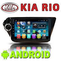 Автомагнитола AutoLine Kia Rio 2011+. Android., фото 1