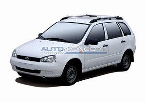 Рейлинги Lada Калина универсал М1