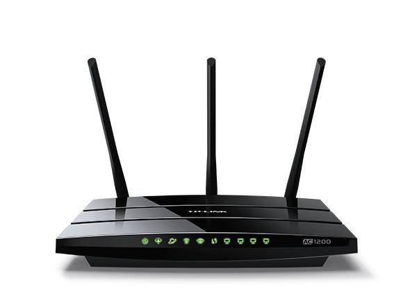 TP-Link Archer VR400 AC1200 Wi-Fi роутер с VDSL/ADSL модемом
