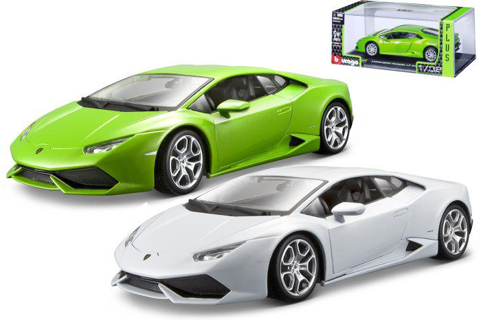 Машина коллекционная Lamborghini Huracan, масштаб 1:32