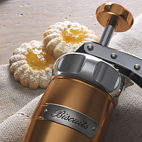 Marcato Biscuits Design кондитерские шприцы - прессы для печенья