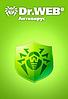 Антивирус Dr.Web  2 ПК на 1 год + 1 месяц в подарок