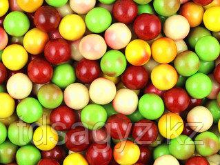"""Жев. резинка """"Райские яблочки"""" 22 мм 200 шт/уп (Русгам)"""