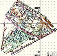 Топография земельного участка