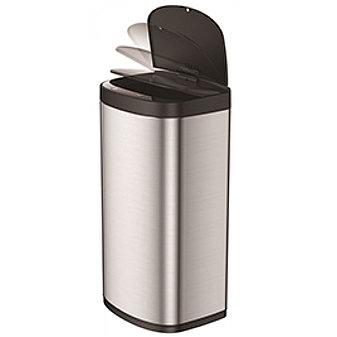 Корзина для мусора сенсорная Binele WS35LM Lux, 35 литров, матовая, фото 2