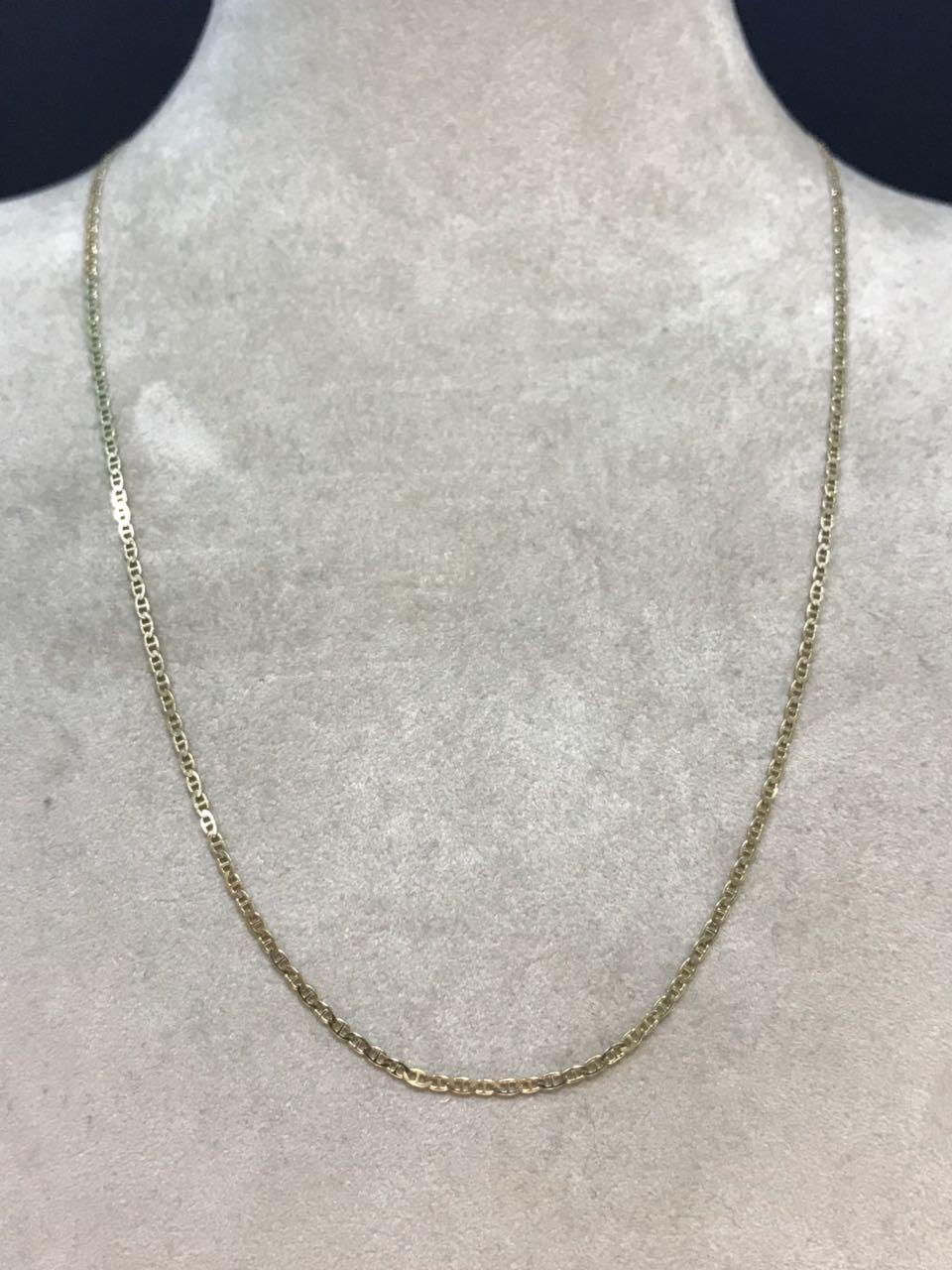 Золотая цепочка - 45 см / жёлтое золото