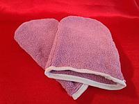 Варежки для парафинотерапии махровые, пара, фото 1
