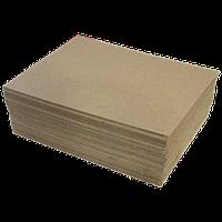 Картон с губкой  для переплета (мармон)