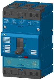BC160 Компактные автоматические выключатели до 160 A OEZ