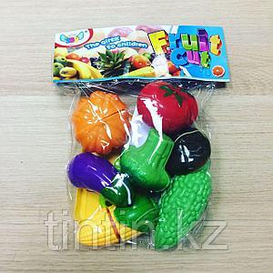 Овощи в разрезе на липучках (7 овощей)