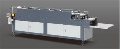 Конвейер пакетоделочной машины ZB-1300B, фото