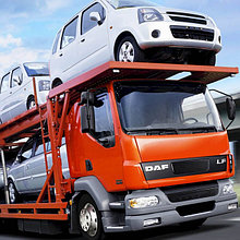 Доставка авто по Казахстану