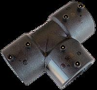 Тройник электросварной DN 63; ПЭ100; SDR11/PN16, 12ETCE063 ELOFIT