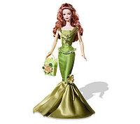 Barbie Коллекционная кукла Барби, Пожелания на день рождения - в зелёном