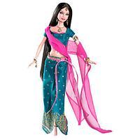 """Barbie Коллекционная кукла Барби """"Фестивали Мира"""", Дивали - Индия"""