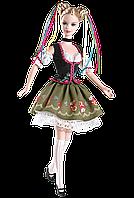 """Barbie Коллекционная кукла Барби """"Фестивали Мира"""", Октоберфест - Германия"""