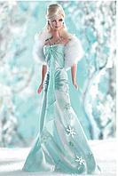 """Barbie Коллекционная кукла Барби """"Мечты о Зиме"""""""