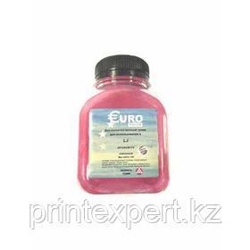 Тонер EURO TONER для HP CLJ CP1215/1515/1518/1312 Universal Magenta химический (45 гр)