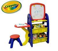 Парта - мольберт Crayola (Grow'n Up, США)