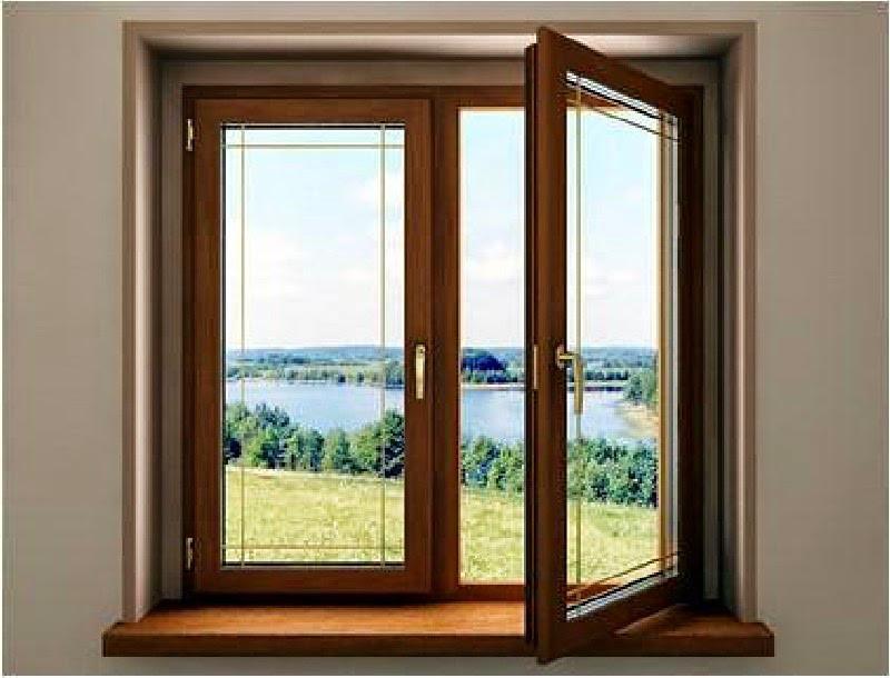Металлопластиковые окна ламинированные
