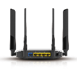 Zyxel NBG6604 Wi-Fi машрутизатор AC1200, 802.11a/b/g/n/ac (300+867 Мбит/с), 1xWAN, 4xLAN, фото 2