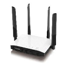 Zyxel NBG6604 Wi-Fi машрутизатор AC1200, 802.11a/b/g/n/ac (300+867 Мбит/с), 1xWAN, 4xLAN