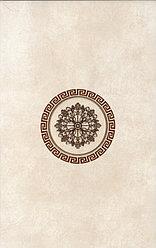 Керамическая плитка PiezaROSA Адамас декор 1 золотой 340161 (25*40)