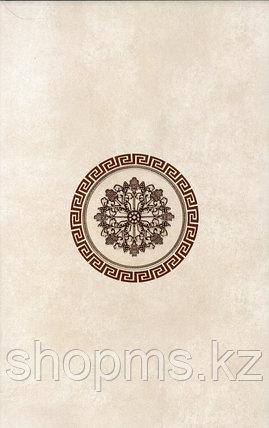 Керамическая плитка PiezaROSA Адамас декор 1 золотой 340161 (25*40), фото 2