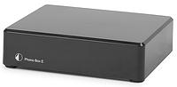 Фонокорректор Pro-Ject Phono Box E черный