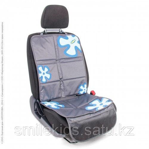 Защитная накидка Смешарики, под детское кресло