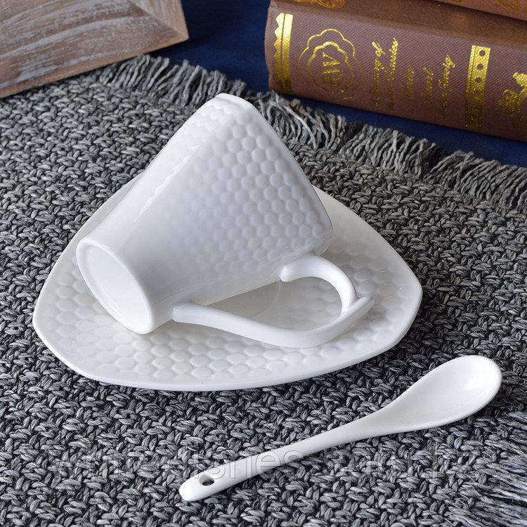 Копия Бизнес керамическая чашка. Маленькая 160мл. - фото 5