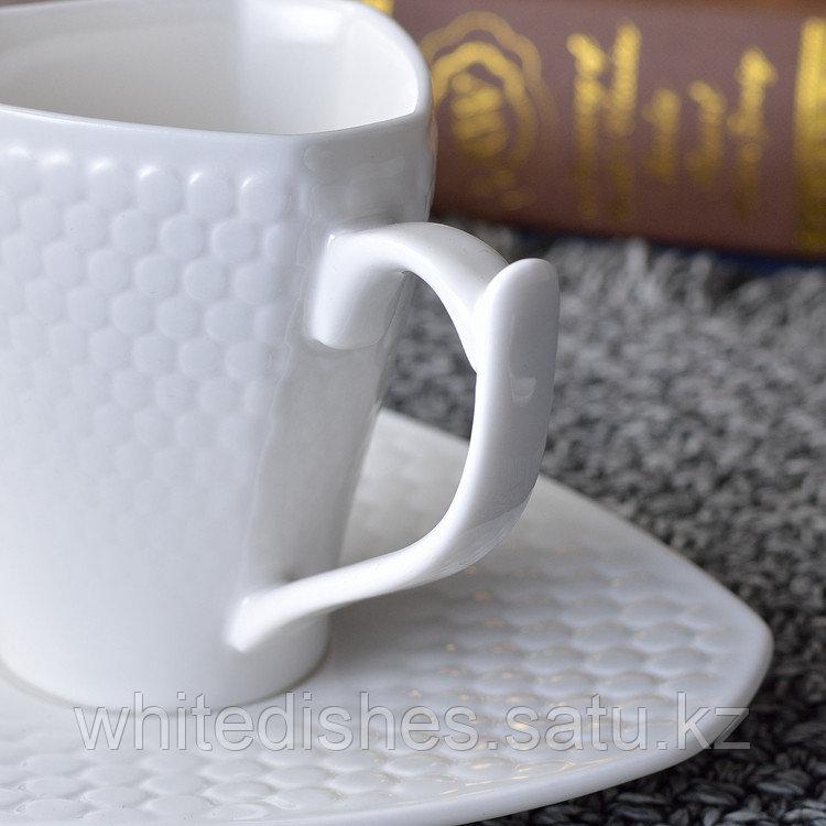 Копия Бизнес керамическая чашка. Маленькая 160мл. - фото 6