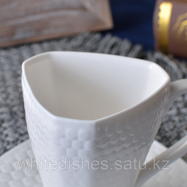 Копия Бизнес керамическая чашка. Маленькая 160мл. - фото 8