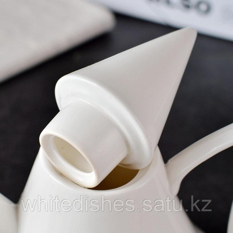 Чайник кофейник итальянский стиль - фото 3
