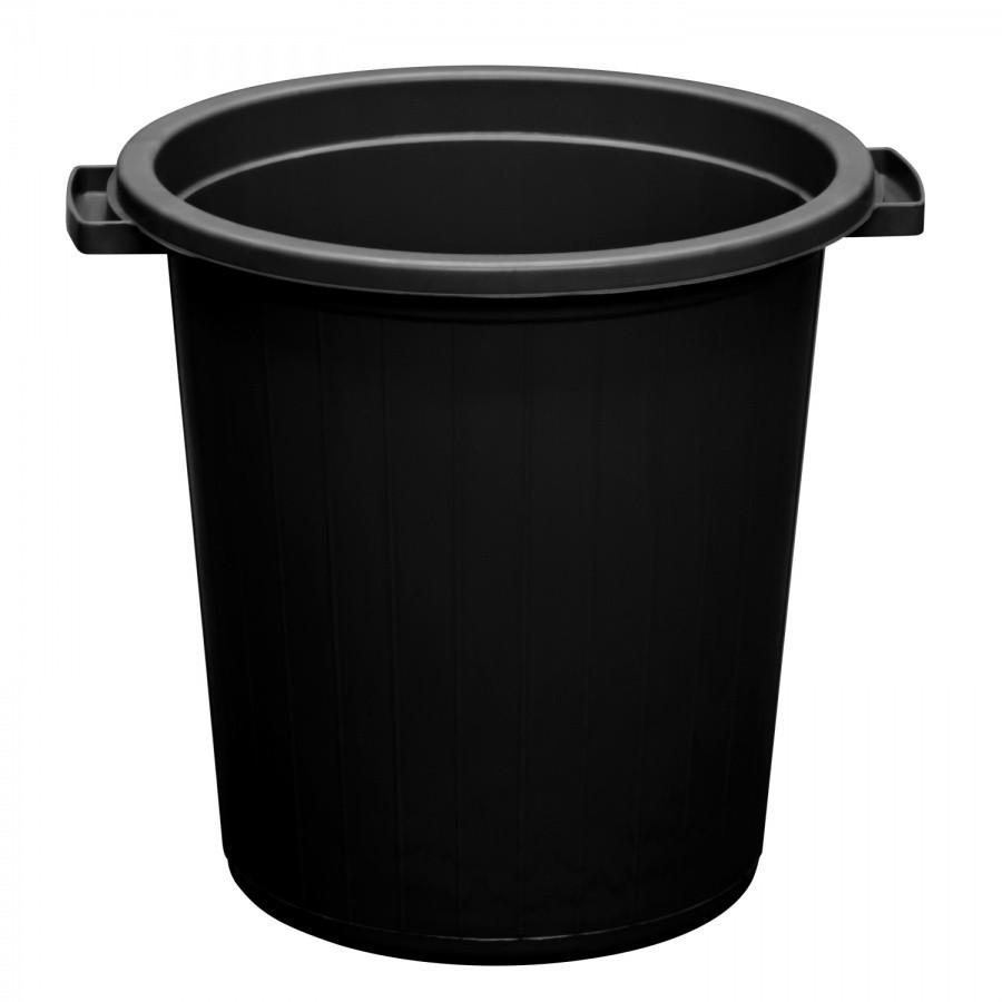 Мусорный бак, чёрный (35 л.)