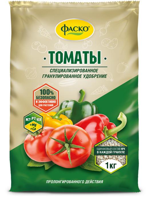 Томаты - специализированное удобрение