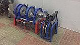 SKAT 63-160мм с 4мя держателями, механический сварочный аппарат для стыковой пайки ПП труб, фото 3
