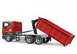 Самосвал-контейнеровоз Scania, фото 3