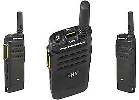 Цифровая портативная радиостанция Motorola SL1600 UHF