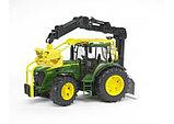 Трактор John Deere 7930 лесной с манипулятором, фото 4