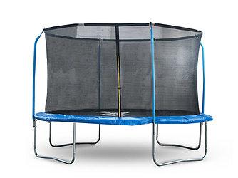 Батут Start Line Fitness 10 футов (305 см) с внутренней сеткой и держателями